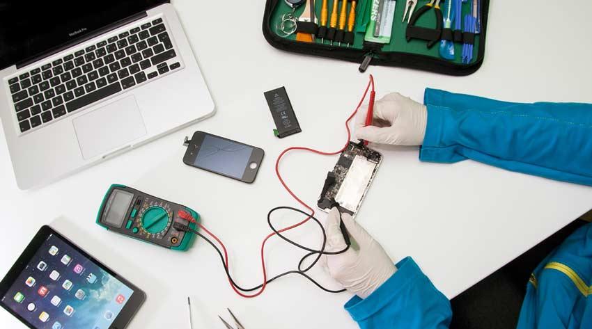 تعمیرکار تلفن همراه(معرفی رشته و شغل)
