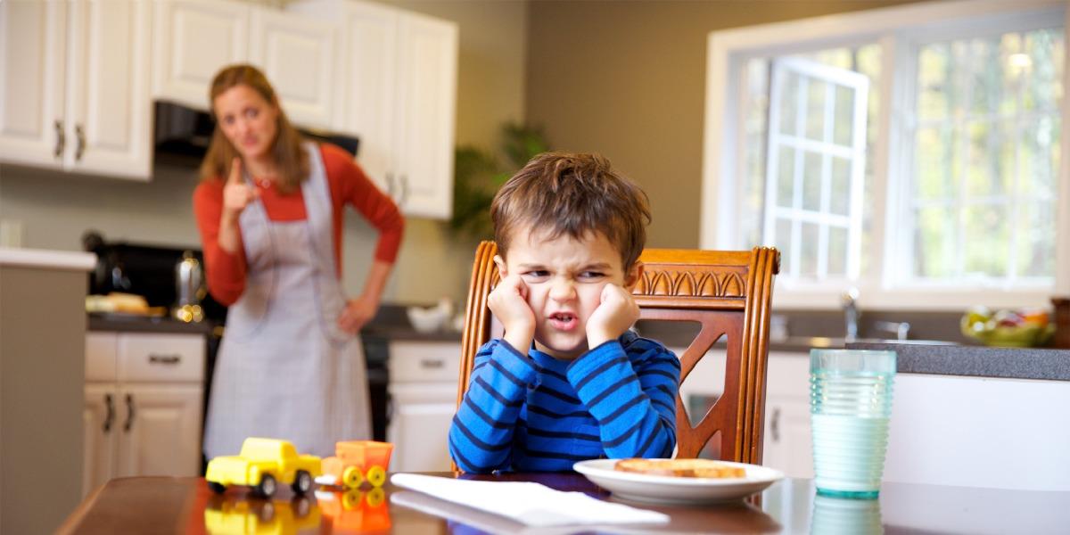 چگونه فرزند حرف گوش کن تربیت کنیم(قسمت اول)