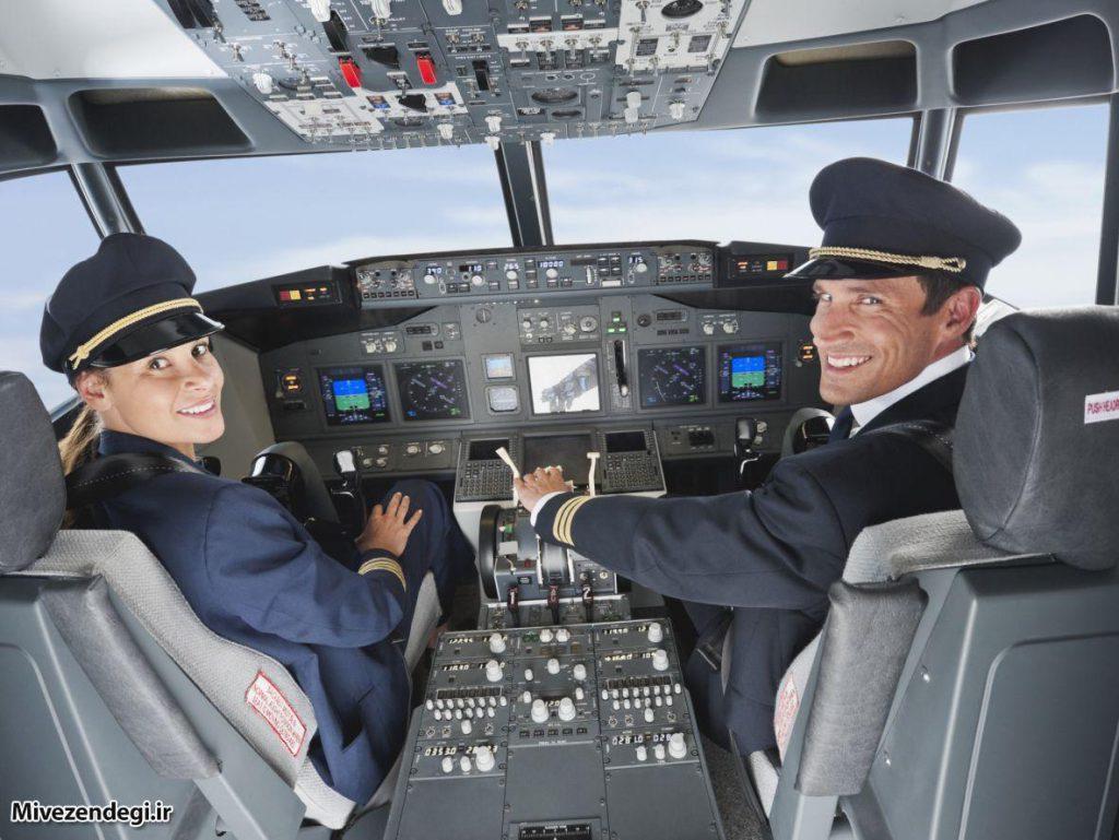 خلبانی