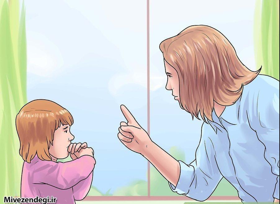 رفتار با کودک در مهمانی