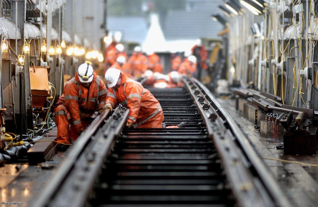 مهندسی راه آهن