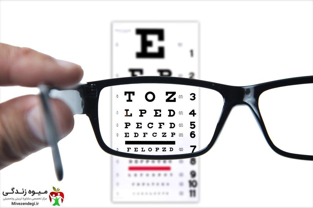 شغل عینک سازی